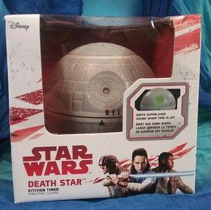 Star Wars Kitchen Timer Death Star Noise Lights